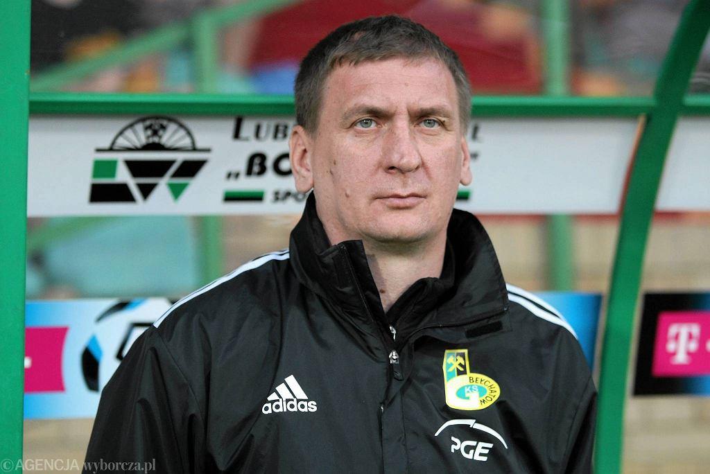 Trener Kamil Kiereś