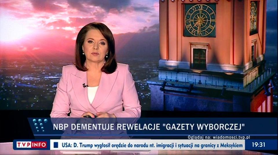 'Wiadomości' TVP