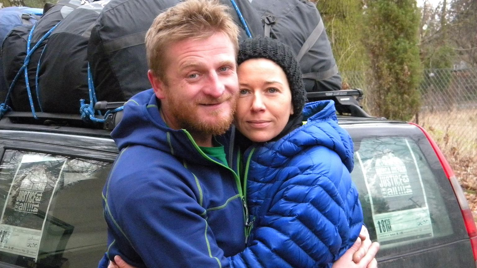 Tomek i Anna Solska-Mackiewicz