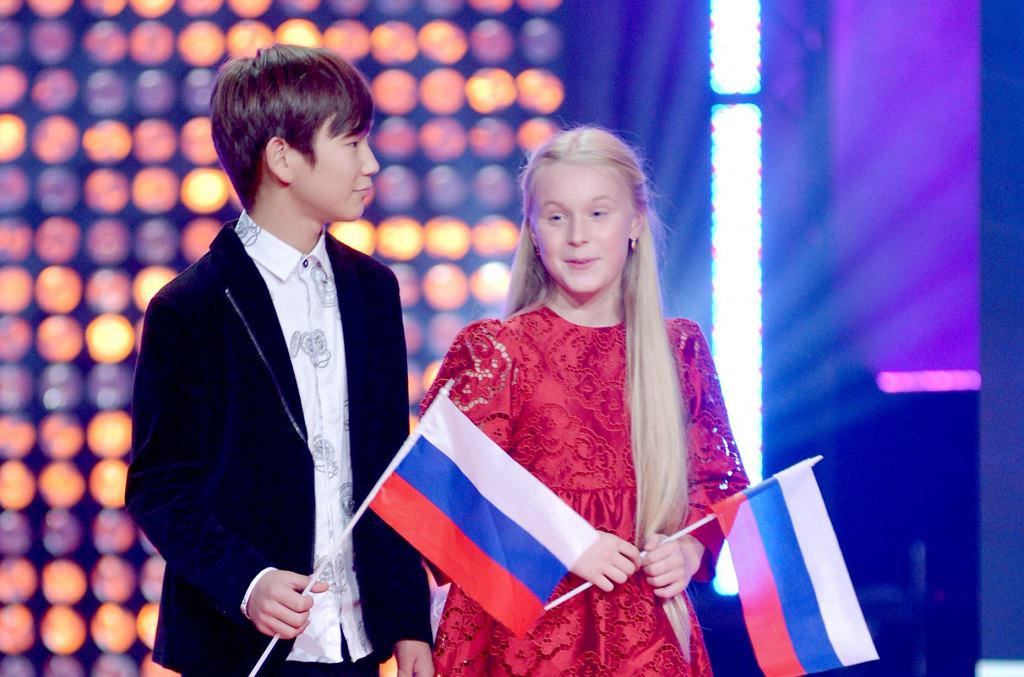 Eurowizja Junior 2019 - reprezentanci Rosji