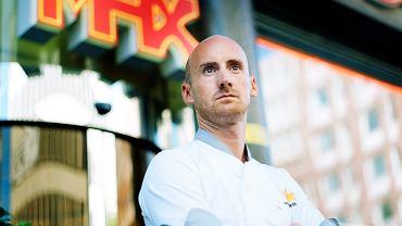 Richard Bergfors, CEO Max Premium Burgers