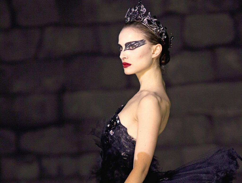 Natalie Portman w 'Czarnym łabędziu'