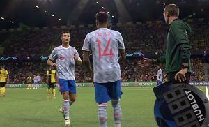 Ronaldo ściągnięty z boiska. Sam był zaskoczony. Solskjaer teraz się tłumaczy