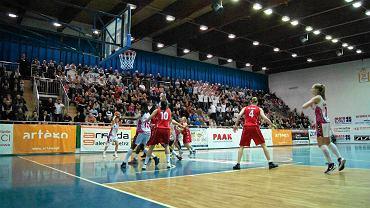 Podczas grudniowego meczu w Bydgoszczy, lepsza była Wisła