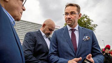 Poważne wyzwanie nowego prezesa PZPS. Sebastian Świderski przejdzie operację