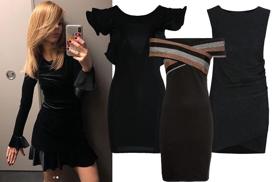 45830b1826af6 Mała czarna to pozycja obowiązkowa w kobiecej szafie. Modele na co ...