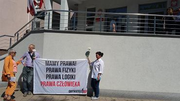 Sąd Rejonowy w Suwałkach ogłosi wyrok w sprawie działaczy KOD.