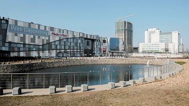 Przed centrum Avenida w przyszłości miałby powstać dworzec PKS