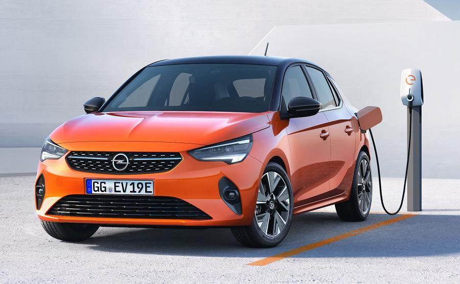 Nowy Opel Corsa-e