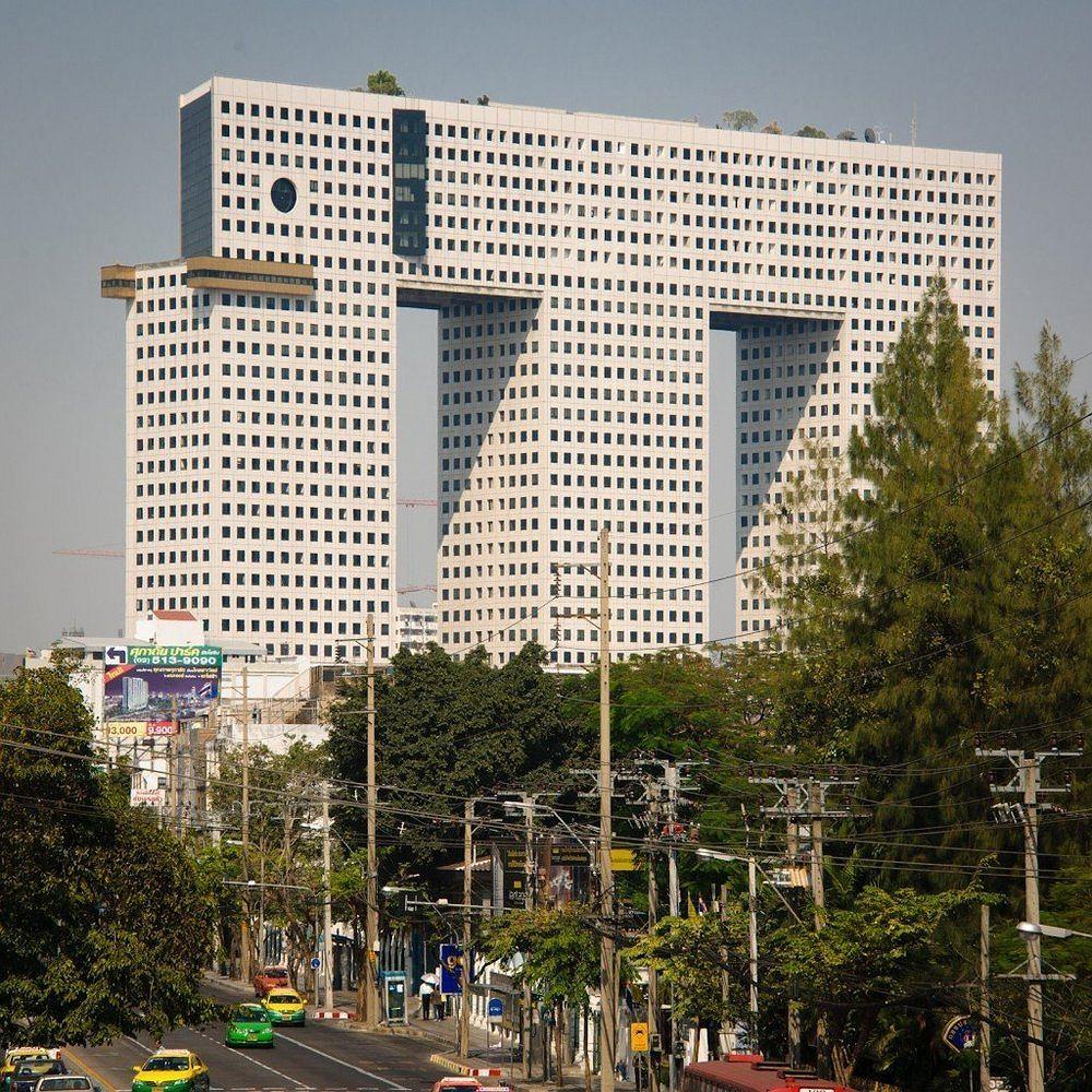 Elephant Building w Bangkoku (Tajlandia)
