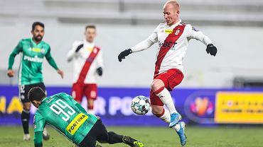 Mikkel Rygaard w barwach ŁKS