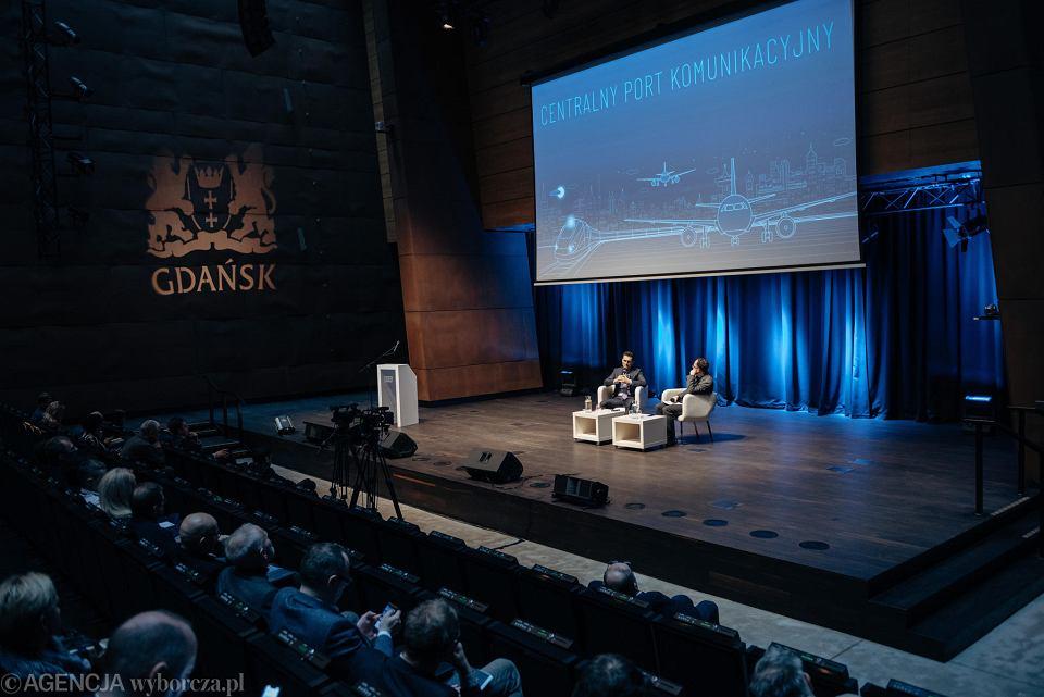 Konferencja 'W kierunku spójnej Europy'