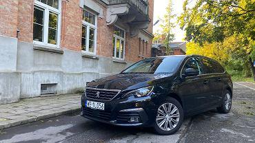 Peugeot 308 SW 1.5 Diesel 130 KM EAT8