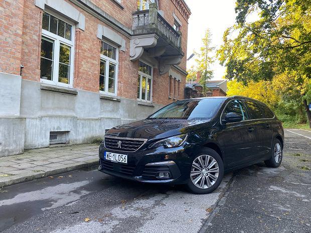Peugeot 308 SW 1.5 Diesel 130 KM EAT8 - test. Nie zapominajmy o klasie kompaktów