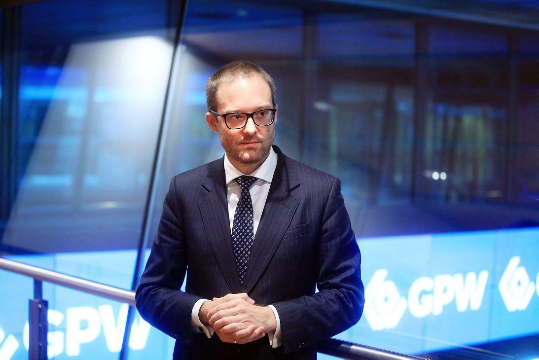 Prezes GPW osobliwie po najgorszym tygodniu od 12 lat. Snuje opowieść o odwadze i pasji Polaków | Biznes na Next.Gazeta.pl