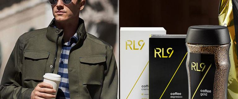 Robert Lewandowski promuje kolejny produkt. Teraz chce sprzedawać... kawę. Napijecie się?