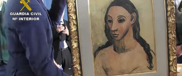 Hiszpania. Miliarder skazany za próbę wywiezienia obrazu Picassa
