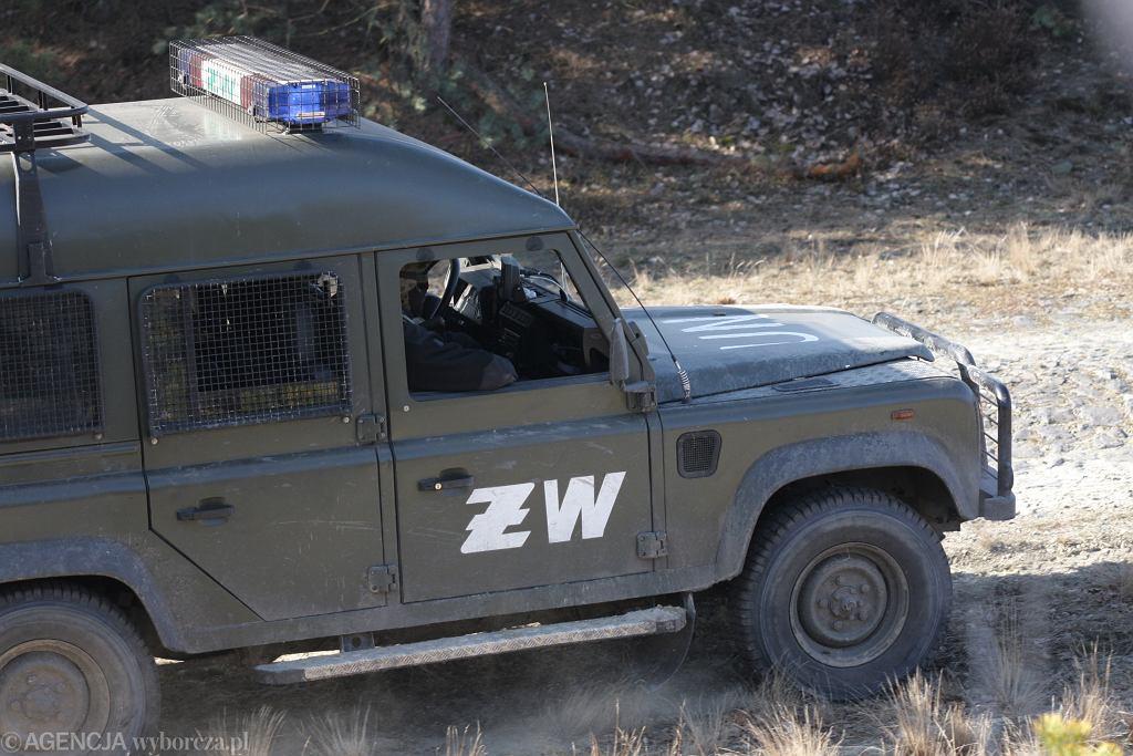 Żandarmeria Wojskowa (zdjęcie ilustracyjne)