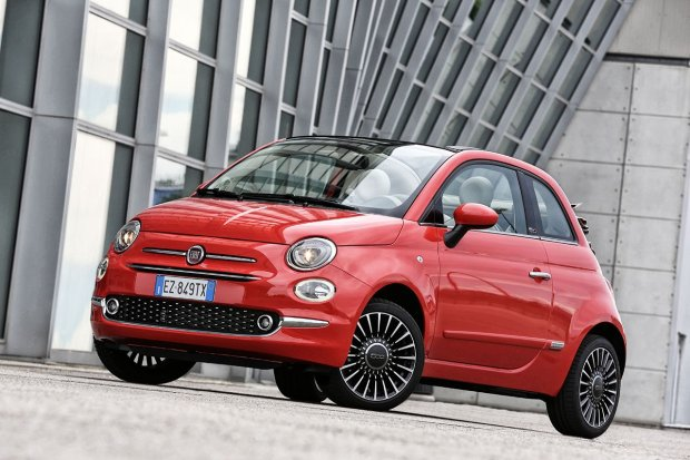 Nowy Fiat 500