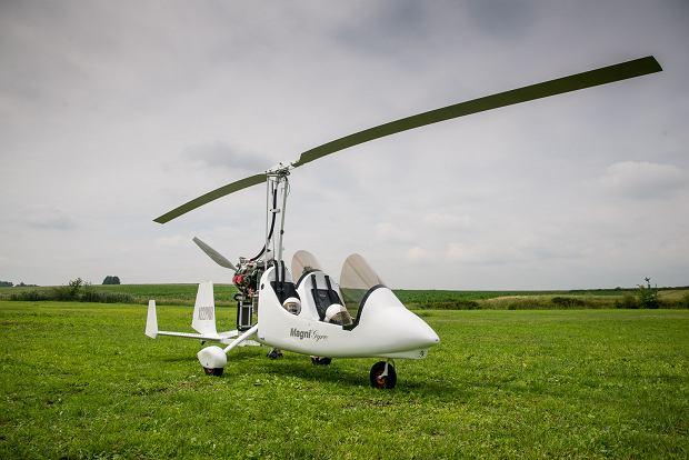 Zdjęcie numer 0 w galerii - Wiatrakowce mogłyby służyć jako powietrzne taksówki i latać z gminy do gminy [ZDJĘCIA]