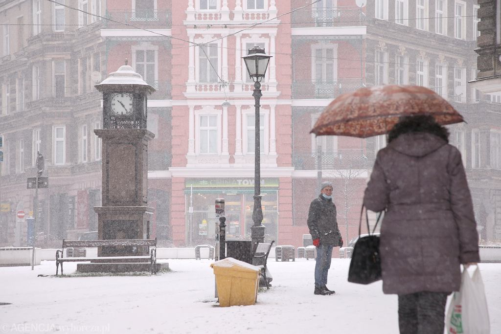 Ostrzeżenia IMGW przed zamieciami i opadami śniegu i mrozem. Prawie wszędzie temperatura na minusie (zdjęcie ilustracyjne)