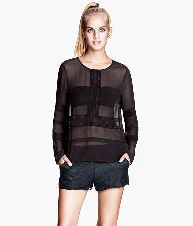 969859b0 Eleganckie bluzki z H&M - 13 najpiękniejszych modeli do 100 zł