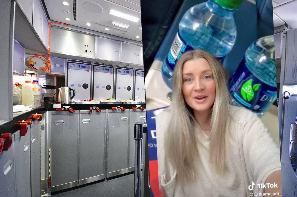 Stewardesa podpowiada, czego unikać na pokładzie