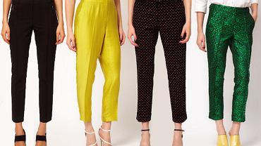 Spodnie 7/8 - dla kogo są i jak je nosić - sprawdź!