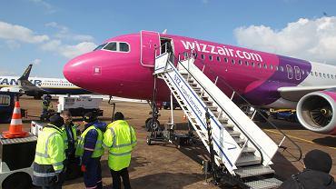 Wizz Air odwołuje loty do Włoch?