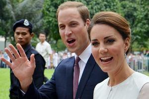 Kate Middleton,książę William.