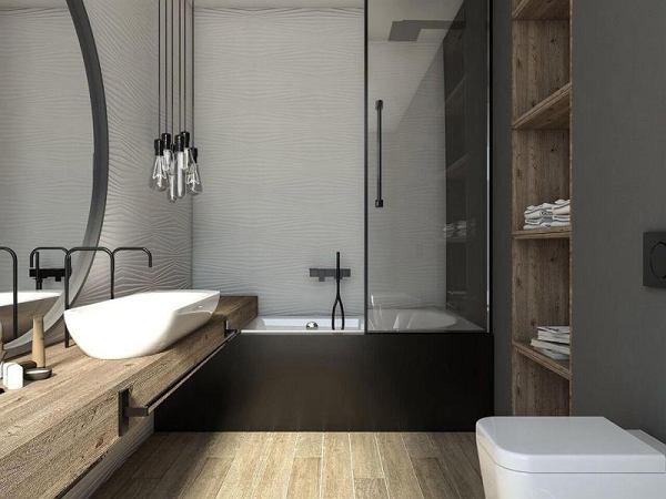 Aranżacje łazienki Mieszkania