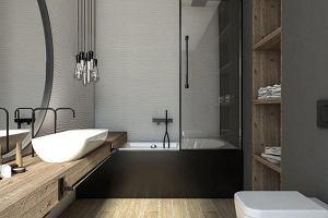 Wanna z prysznicem - idealne rozwiązanie do małej łazienki
