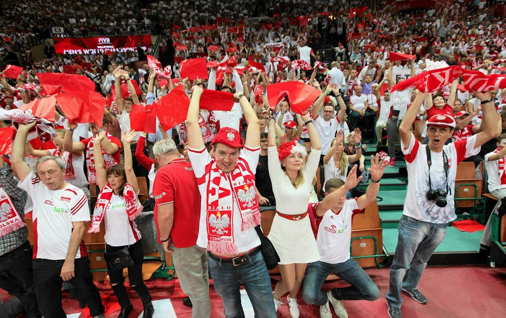 Polska - Rosja. Igrzyska Europejskie. Transmisja