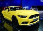 Salon Paryż 2014 | Ford Mustang | Europejska specyfikacja
