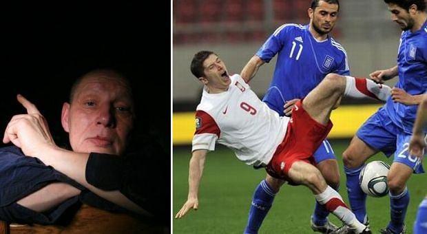 Krzysztof Jackowski, jasnowidz z Człuchowa fatalnie przepowiedział wynik meczu Polska-Grecja