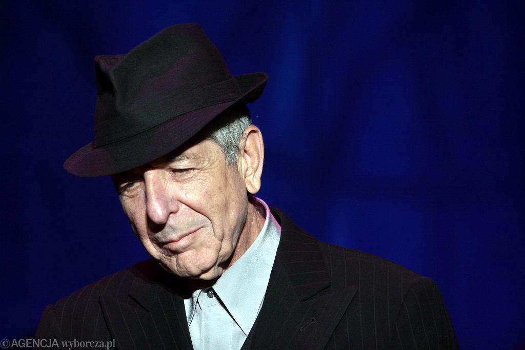 Leonard Cohen nie żyje.