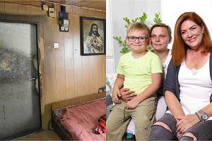 Pani Agnieszka połowę pensji wydaje na wynajmowanie domu, który był w koszmarnym stanie. Sytuacja materialna rodziny jest opłakana. Na szczęście po wizycie ekipy Katarzyny Dowbor rodzina ma wreszcie mieszkanie, w którym aż chce się mieszkać.