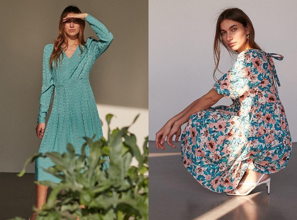 Sukienki z nowej kolekcji