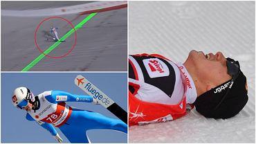 Mario Seidl ustanowił nieoficjalny rekord skoczni w Oberstdorfie