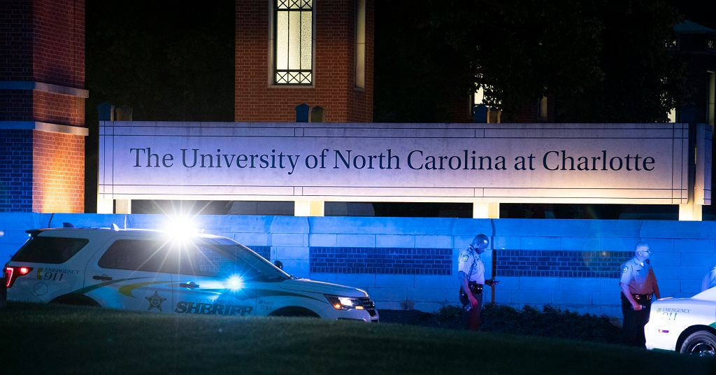 College Campus Shooting-North Carolina