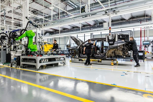 Fabryka Lamborghini wznowi produkcję najwcześniej 25 marca