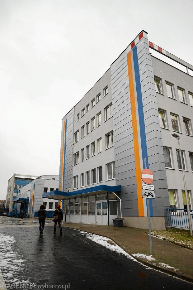 LKatedra i Klinika Poloznictwa Szpitala Brodnowskiego w Warszawie po remoncie