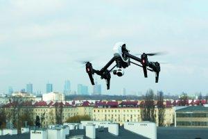 Era quadcoptera: wielki test dronów