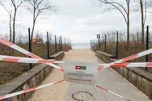 Nowe obostrzenia w walce z koronawirusem. Zakaz wstępu m.in. do parków i na plaże