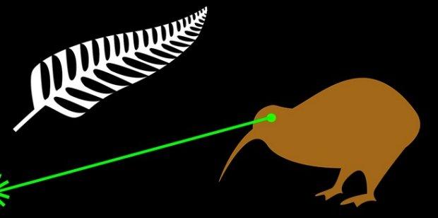 Projekt nowej flagi dla Nowej Zelandii
