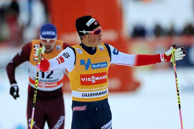 """Norweski mistrz świata załamany. """"Mam dość biegania na nartach"""""""