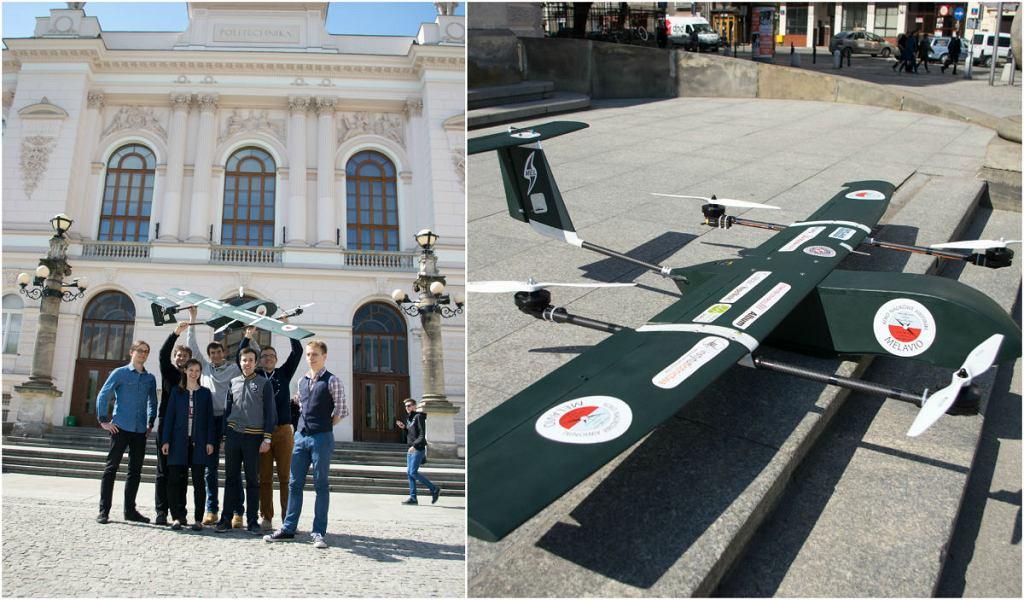 Studenci z Politechniki Warszawskiej wystartują na zawodach UAV Challenge Medical Express 2016 w Australii