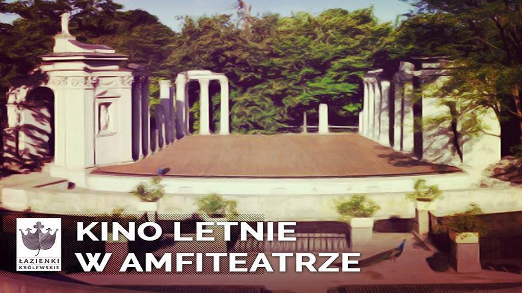 Kino Letnie w Amfiteatrze