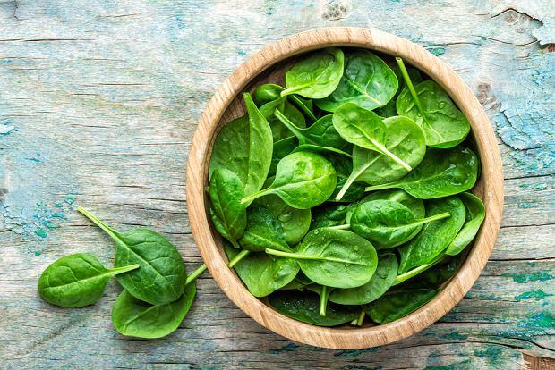 Szpinak - poznaj lecznicze oraz odżywcze właściwości zielonych liści