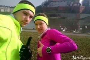 Trening w Krakowie przed Cracovia Maraton [BLOG]